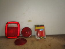 Tail light turn signal  Lens Grote-Top and Signal Stat and Kenworth