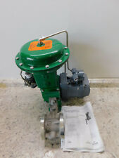 NEW Fisher Diaphragm Rotary Actuator Control Valve 1.5