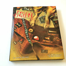 The Vertigo Encyclopedia By Alex Irvine with intro by Gaiman 1st ED Hard DJ 2008