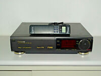 Panasonic NV-FS88 High-End S-VHS Videorecorder inkl. FB, 2 Jahre Garantie