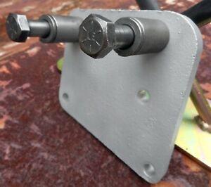 VINTAGE HURST MR GASKET V GATE SHIFTER 4 SPEED MOUNT>AMC JAVELIN AMX REBEL HORNE