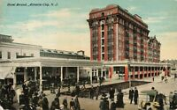 Postcard Hotel Strand Atlantic City New Jersey