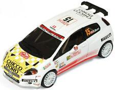 Fiat Grande Punto S2000 #15 Barberis Gordon Rallye Monte Carlo 1 43 Ixo