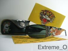 BRAND NEW ED HARDY SUNGLASSES EHS 009 TIGER BLACK