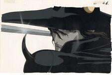Anime Cel Vampire Hunter D Production Cel #1244