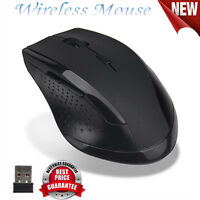 2.4G 6D 1600DPI USB Wireless Optical Gaming Mouse Mice Scroll Wheel Laptop Mouse