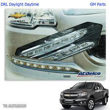 Daylight DRL LED Chrome Fits Holden Colorado Chevrolet Z71 2012 13 2014 Genuine