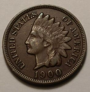 1900 Indian Head Cent 2364