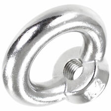 Ringmutter DIN 582 A2 Edelstahl V2A Ring Öse Mutter M6 M8 M10 M12 M16