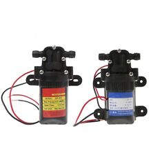 DC 12V 3.5L/Min 0.48MPa 70 PSI Diaphragm High Pressure Self Priming Water Pumps