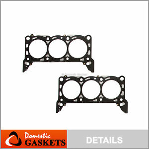 Fits 97-98 Ford Mustang Thunderbird Mercury Cougar 3.8L OHV MLS Head Gaskets