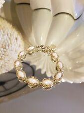 Kendra Scott Jana Bracelet In Ivory Pearl Gold