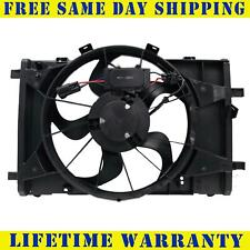 Radiator And Condenser Fan For Ford Fusion Mercury Milan FO3115183