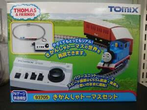 Tomix Thomas Tank Engine & Friends Thomas Starter Set