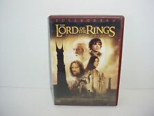 The Lord of the Rings: The Two Towers Dvd Movie