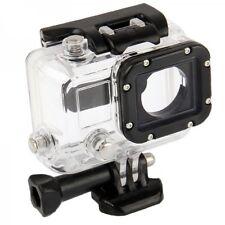 Resistente al agua Submarino Carcasa de buceo cámara para Gopro Hero 3 Nuevo