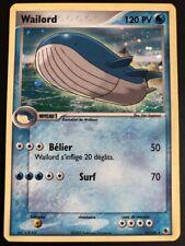 Carte Pokemon WAILORD 14/109 Holo Rubis & Saphir Bloc ex FR Proche NEUF