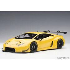 Autoart Lamborghini Huracan GT3 1:18 Model Giallo Into/Pearl Effect Yellow 81528