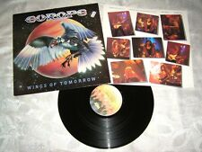 LP-Europe/Wings of Tomorrow-MINT 1984 OIS Hot Records First Press # 302
