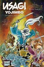 USAGI YOJIMBO LIMITED EDITION HARDCOVER VOL #30 THIEVES AND SPIES Sakai HC