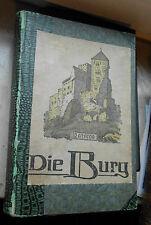 Die Burg illustrierte Zeitschrift für die studierende Jugend Trier Paulinus 1918