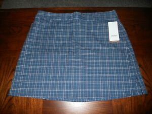 NEW with tags Lady Hagen womens golf skirt size 10 athletic skort
