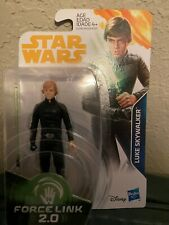 Star Wars:  Luke Skywalker (Return of the Jedi) Force Link 2.0 Figure 3.75 I