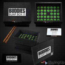 More details for buddies bump box kingsize cone filler loader fills 34 pre-rolled cones 109mm