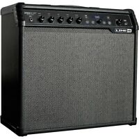 "Line 6 Spider V 120 MKII 120W 1x12"" Guitar Combo Amp Black LN"
