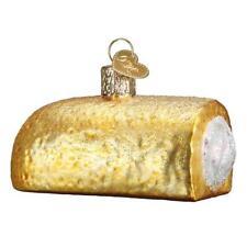 Old World Christmas Hostess Twinkie (32347)N Glass Ornament w/ Owc Box