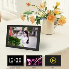 15.4in Digital Photo Frame LCD HD Touch Screen with Multimedia Playback MP3 MP4