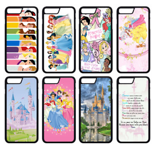 DISNEY PRINCESS CASTLE Phone Case Cover iPhone X XS Max XR 11 Pro Compatible
