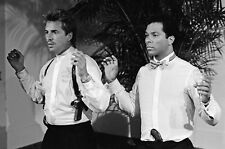 MIAMI VICE - TV SHOW PHOTO #72 - DON JOHNSON + Philip Michael Thomas