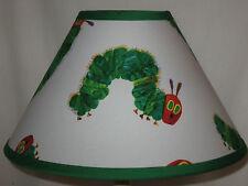 Very Hungry Caterpillar Fabric Children's Lamp Shade