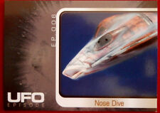 UFO - Individual Card from Base Set, Cards Inc #038 Conflict - Nose Dive