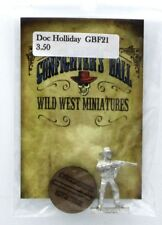 Knuckleduster GBF21 Doc Holliday (Gunfighter's Ball) Old West Gunslinger Gambler