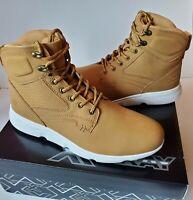 NWB - $120 XRAY Capitan High Top Men's  Sneaker Lightweight Boots Brown 10 10.5
