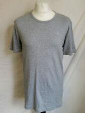Cotton Patternless G-Star Regular Size T-Shirts for Men
