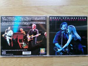 2 CD BRUCE SPRINGSTEEN ASBURY PARK LIVE USA TEARING WALLS OF JERSEY DOWN 1999