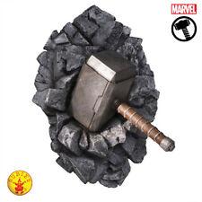 The Avengers Thor Hammer Mjolnir 3D Wall Breaker Comic Room Art Decor  Superhero
