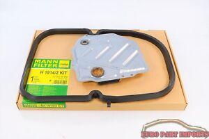 Mercedes Benz Hydraulic Transmission Filter + Gasket kit Mann H1914/2ki