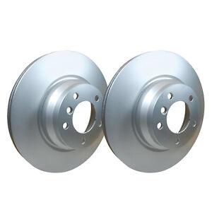 Front Brake Discs 330mm 54378PRO fits BMW 1 Series E87 130i