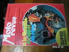 µ?  Moto Revue n°2156 Kawasaki 250 KX1 Phil Read Zundapp 125