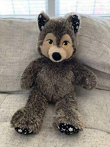 Build A Bear Werewolf Howl O Ween Retired Glow in the Dark Moon + Stars BAB