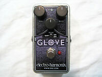 Used Electro-Harmonix EHX OD Glove Nano Overdrive Distortion Effects Pedal