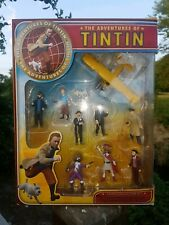 The Adventures of TinTin Figures - Boxed Collector Set..Plastoy..