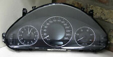 Reparatur Mercedes CLK CLS W209 W219 Kombiinstrument  Tacho Totalausfall