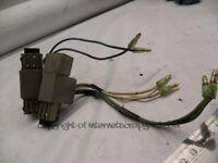 Mitsubishi Delica L300 2.5 4D56 86-94 rear electric connector boxes