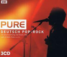 Pure Deutsch Pop-Rock -3 CD NEU Naidoo Bosse Abstürzende Brieftauben Peter Licht