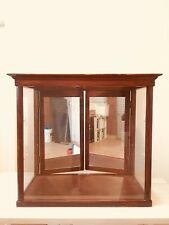 Edwardian Counter Top Display Cabinet